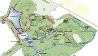 Stowe-map